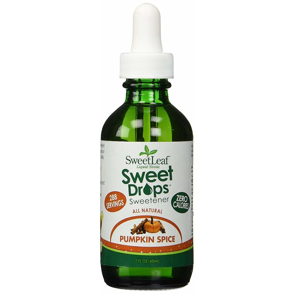 SweetLeaf Sweet Leaf Stevia - Pumpkin Spice (60 ml)