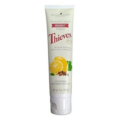 Young Living Young Living AromaBright Thieves Toothpaste - 4oz
