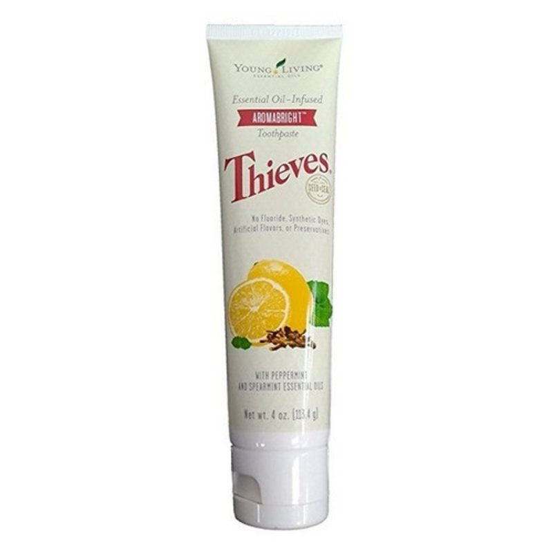 Young Living Young Living Aromabright Thieves Toothpaste 4oz