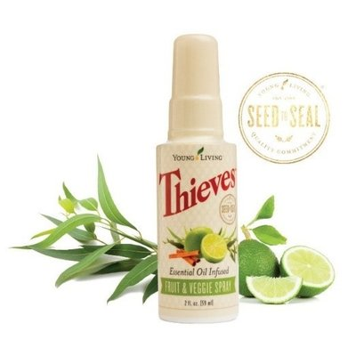 Young Living Young Living Thieves Fruit and Veggie Spray - 59ml