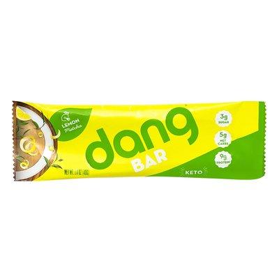Dang Foods Dang Keto Bar - Lemon Matcha