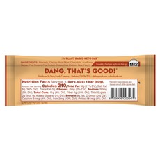 Dang Foods Dang Keto Bar - Cinnamon Chocolate