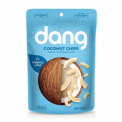 Dang Foods Dang Coconut Chips - Lightly Salted
