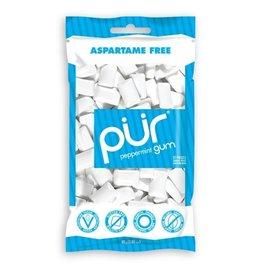 Pur PUR Peppermint Gum Bag 77g (55pcs)