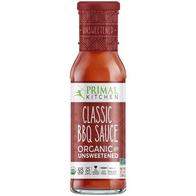 Primal Kitchen Primal Kitchen BBQ Sauce - Classic