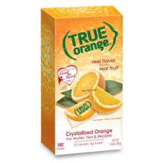 True Citrus True Orange - 100ct