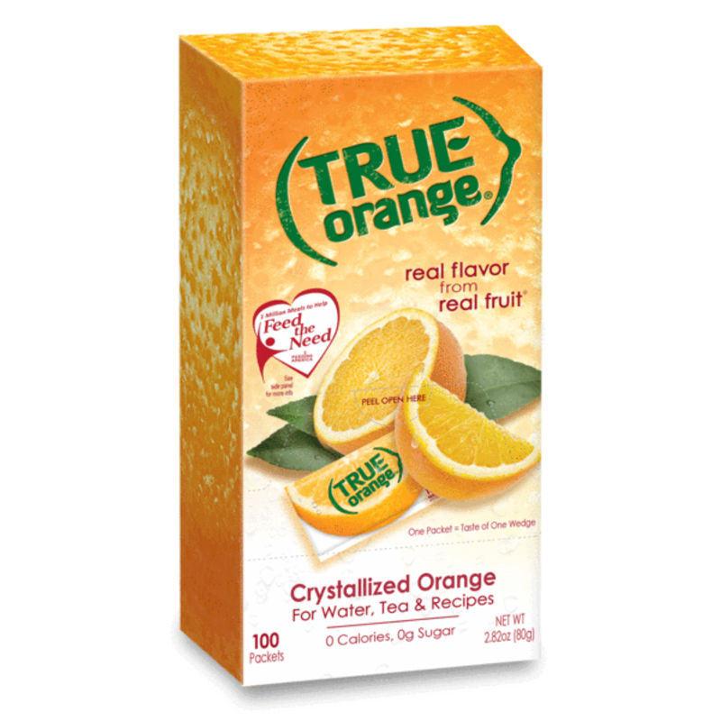 True Citrus True Orange - 100ct