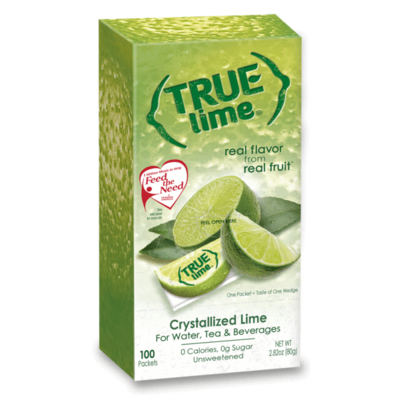 True Citrus True Lime - 100ct