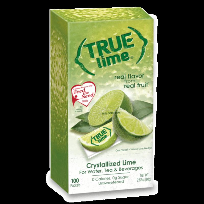 True Citrus True Lime - 100ct