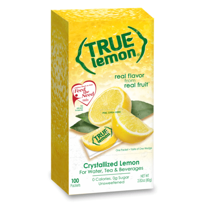 True Citrus True Lemon - 100ct