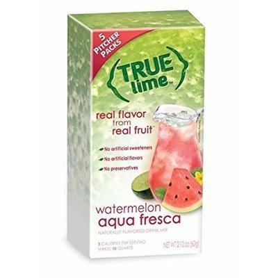 True Citrus Watermelon Aqua Fresca - 2-Qt. Pitcher Size
