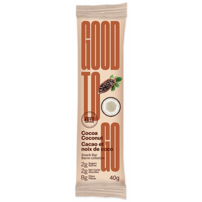 Good to Go Good to Go Keto Bar - Cocoa Coconut