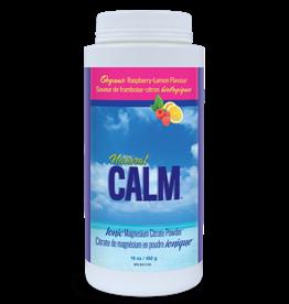Natural Calm Natural Calm Magnesium - Raspberry Lemon (16 oz.)