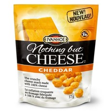 Ivanhoe Cheese Nothing but Cheese - Cheddar (57 g)