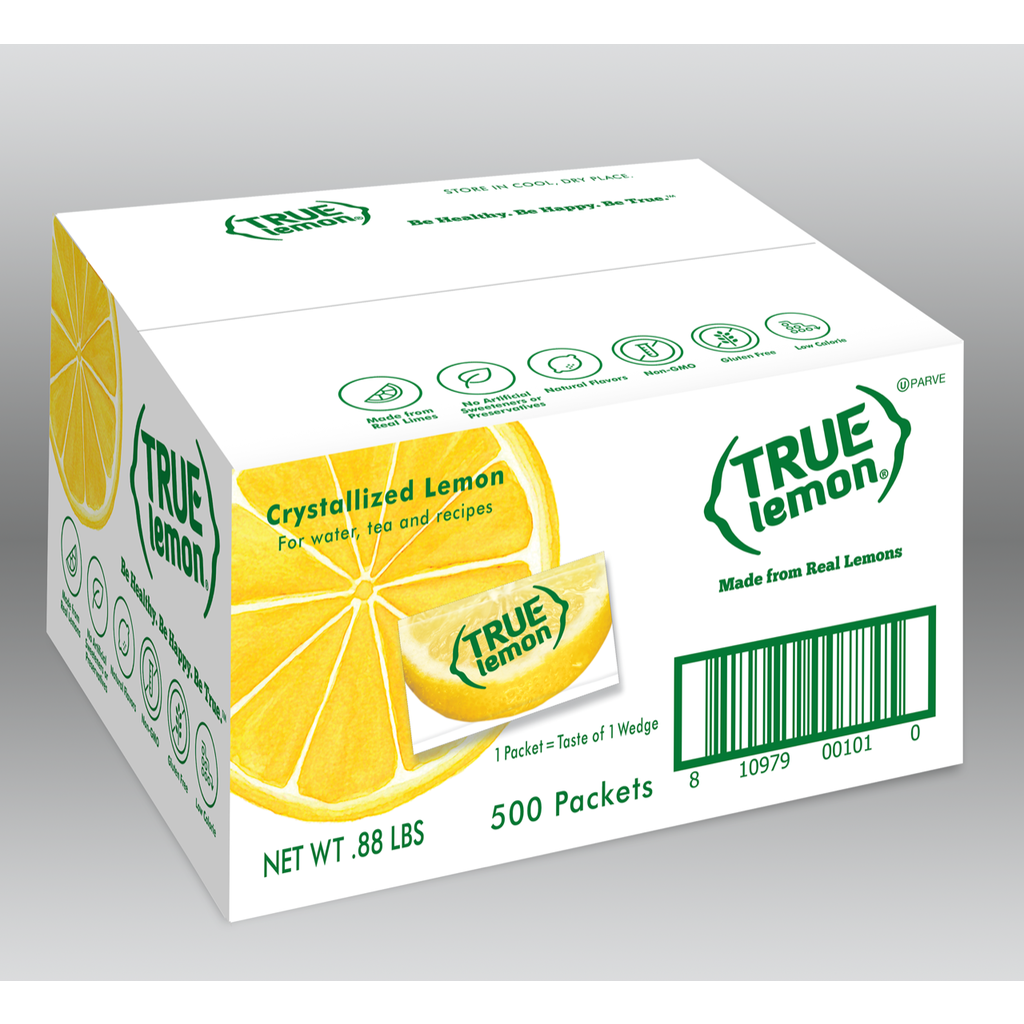 True Citrus True Lemon - 500 Packets