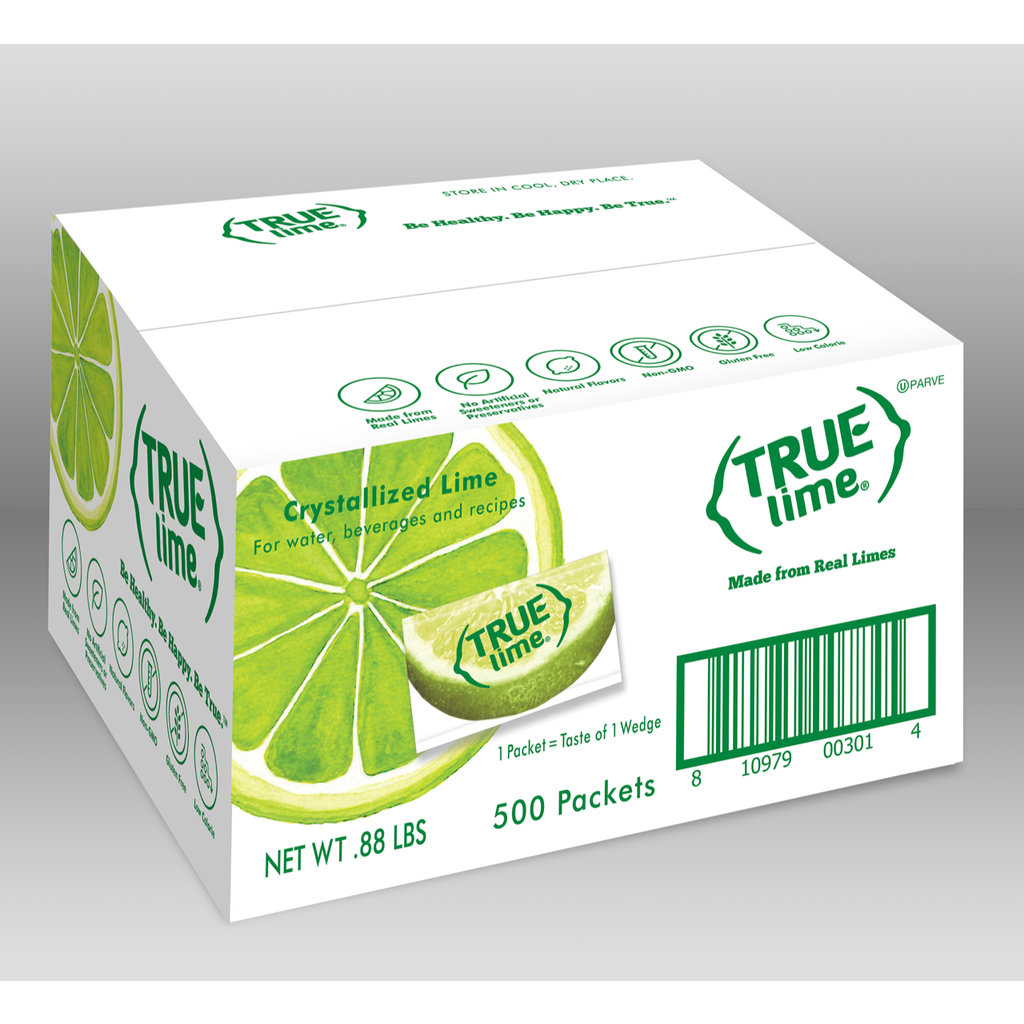 True Citrus True Lime - 500 Packets