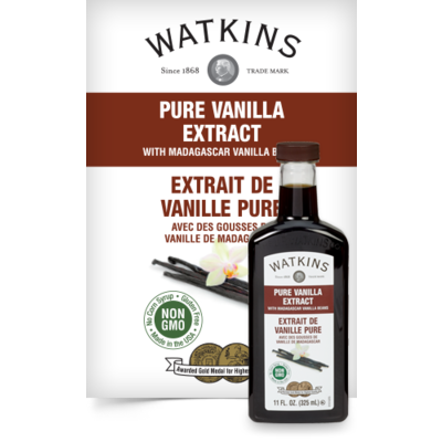 Watkins Pure Vanilla Extract - 325 mL