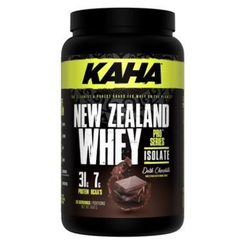 Perfect Sports Kaha NZ Whey Isolate, Chocolate - 840 grams