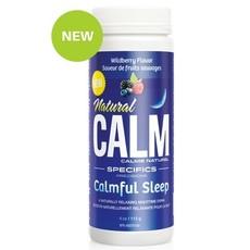 Natural Calm Natural Calm - Calmful Sleep, Wildberry (4 oz.)