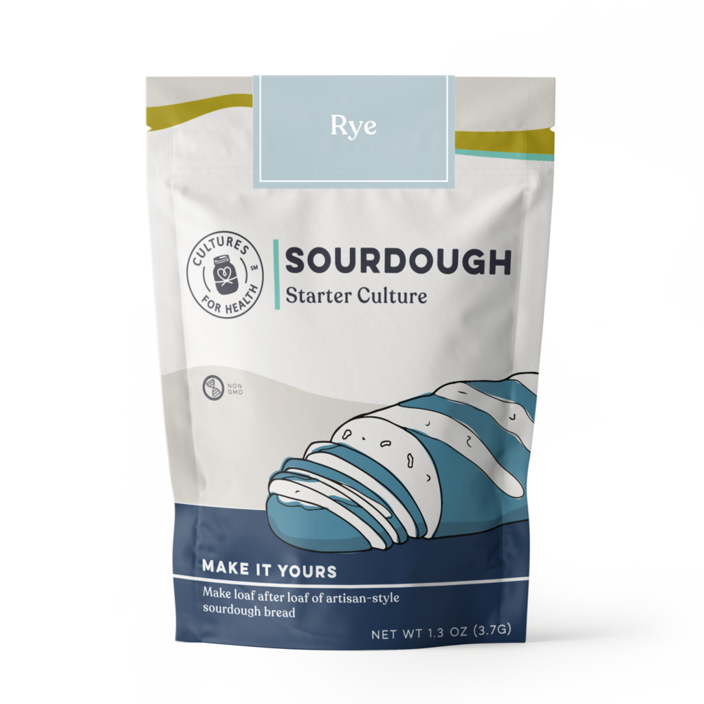 Cultures for Health Rye Sourdough Starter