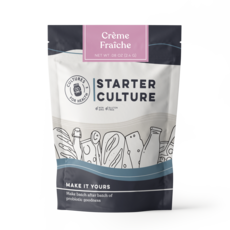 Cultures for Health Crème Fraiche Starter Culture