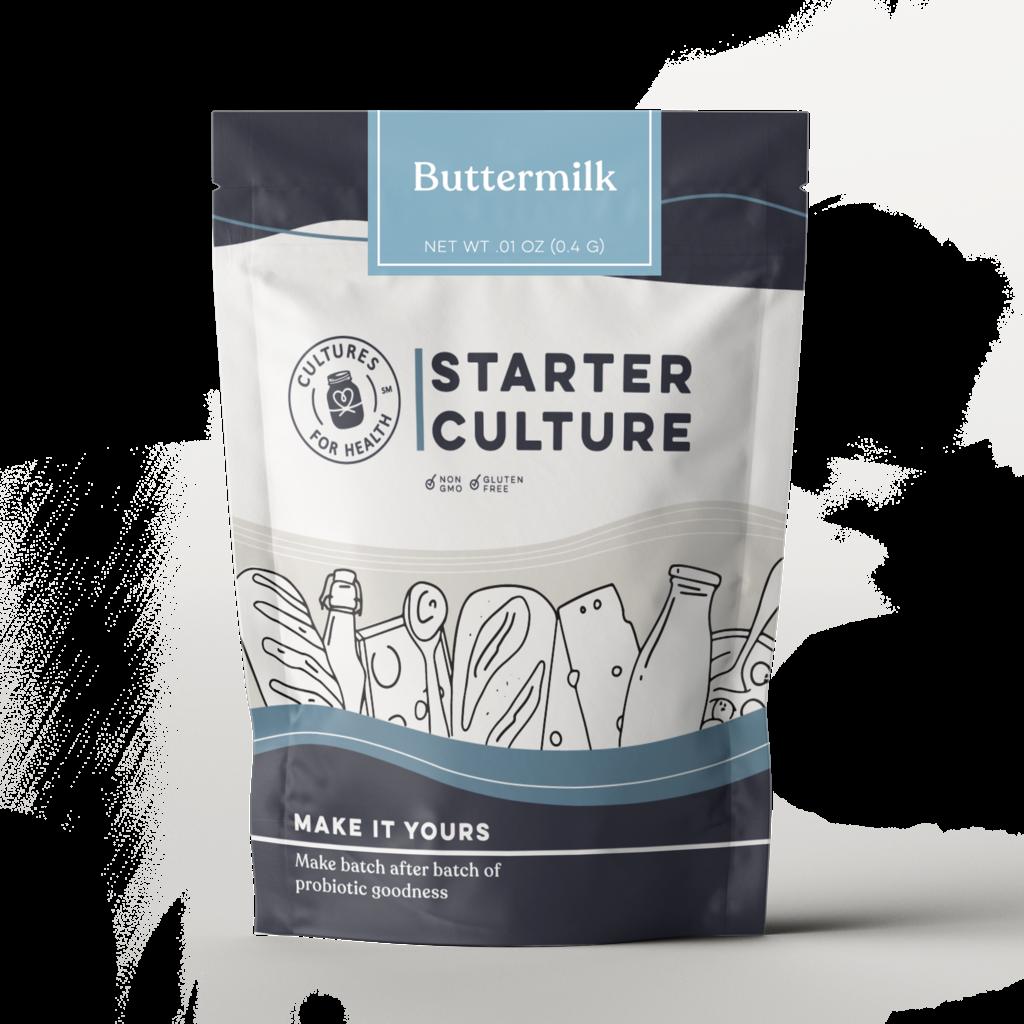 Cultures for Health Buttermilk Starter