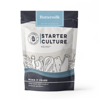 Cultures for Health Buttermilk Starter