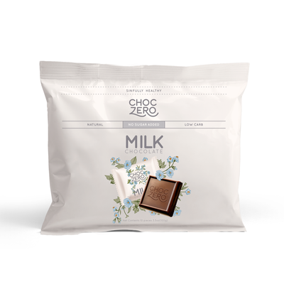 ChocZero Milk Chocolate Squares (3.5 oz.)