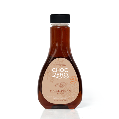 ChocZero Sugar-Free Honest Syrup, Maple Pecan