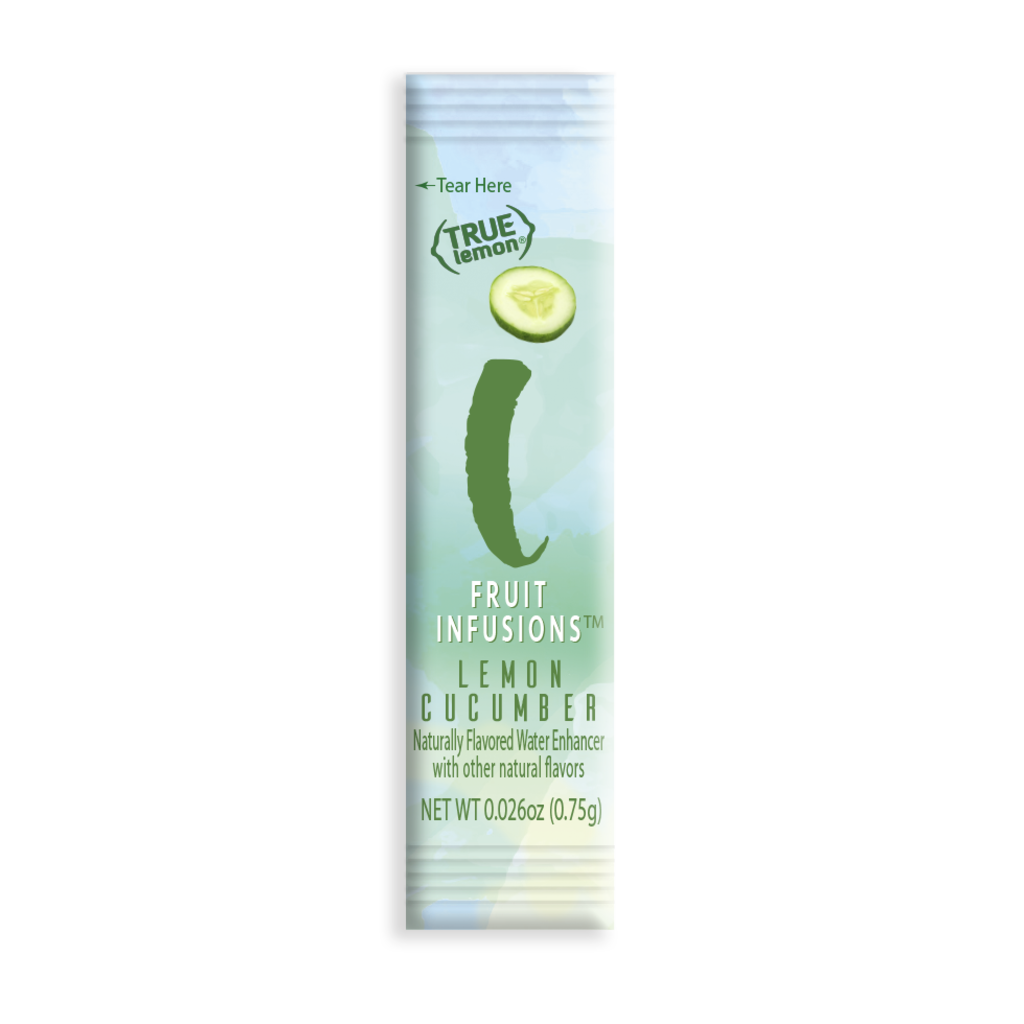 True Citrus True Lemon Fruit Infusions, Lemon Cucumber