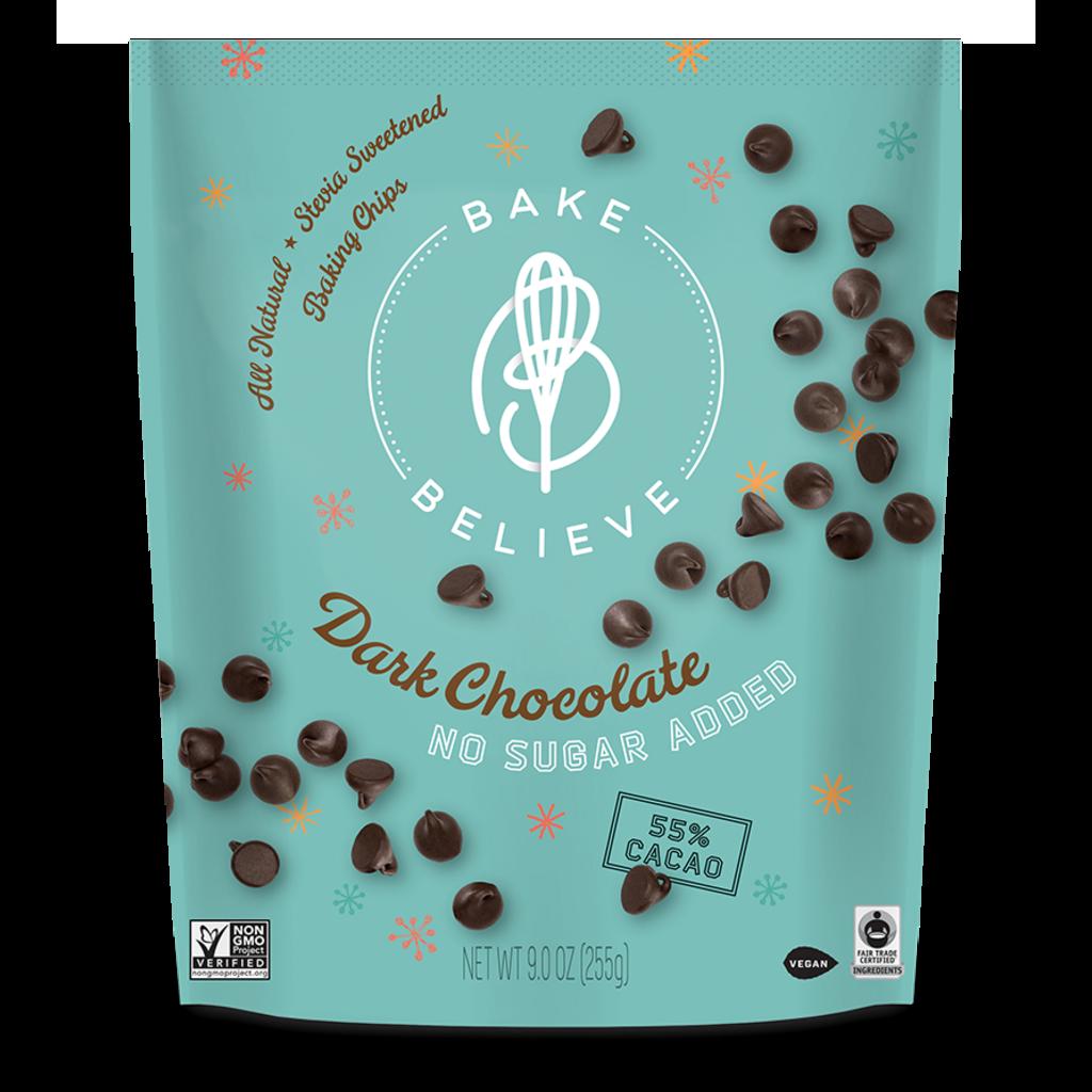 Bake Believe Bake Believe Dark Chocolate Chips (255g)