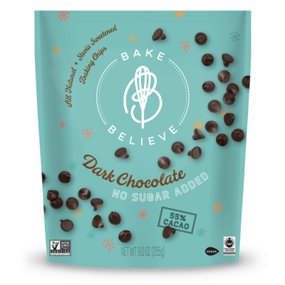 Bake Believe Bake Believe Dark Chocolate Chips (255g)