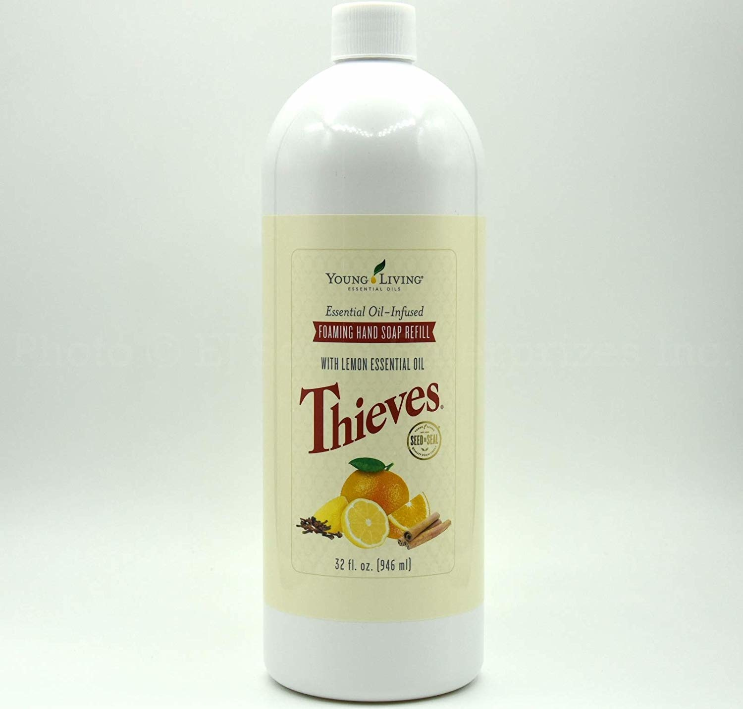 Young Living Thieves Foaming Hand Soap Refill 946 Ml