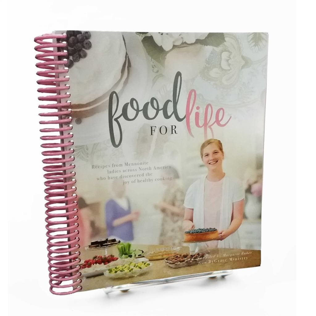 Food for Life cookbook