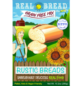 Real Bread California Country Gal Rustic Bread Baking Mix