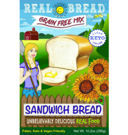 Real Bread California Country Gal Sandwich Bread Baking Mix