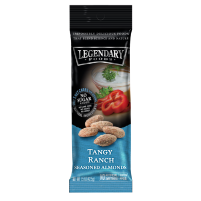 Legendary Foods Legendary Nuts: Ranch Seasoned Almonds