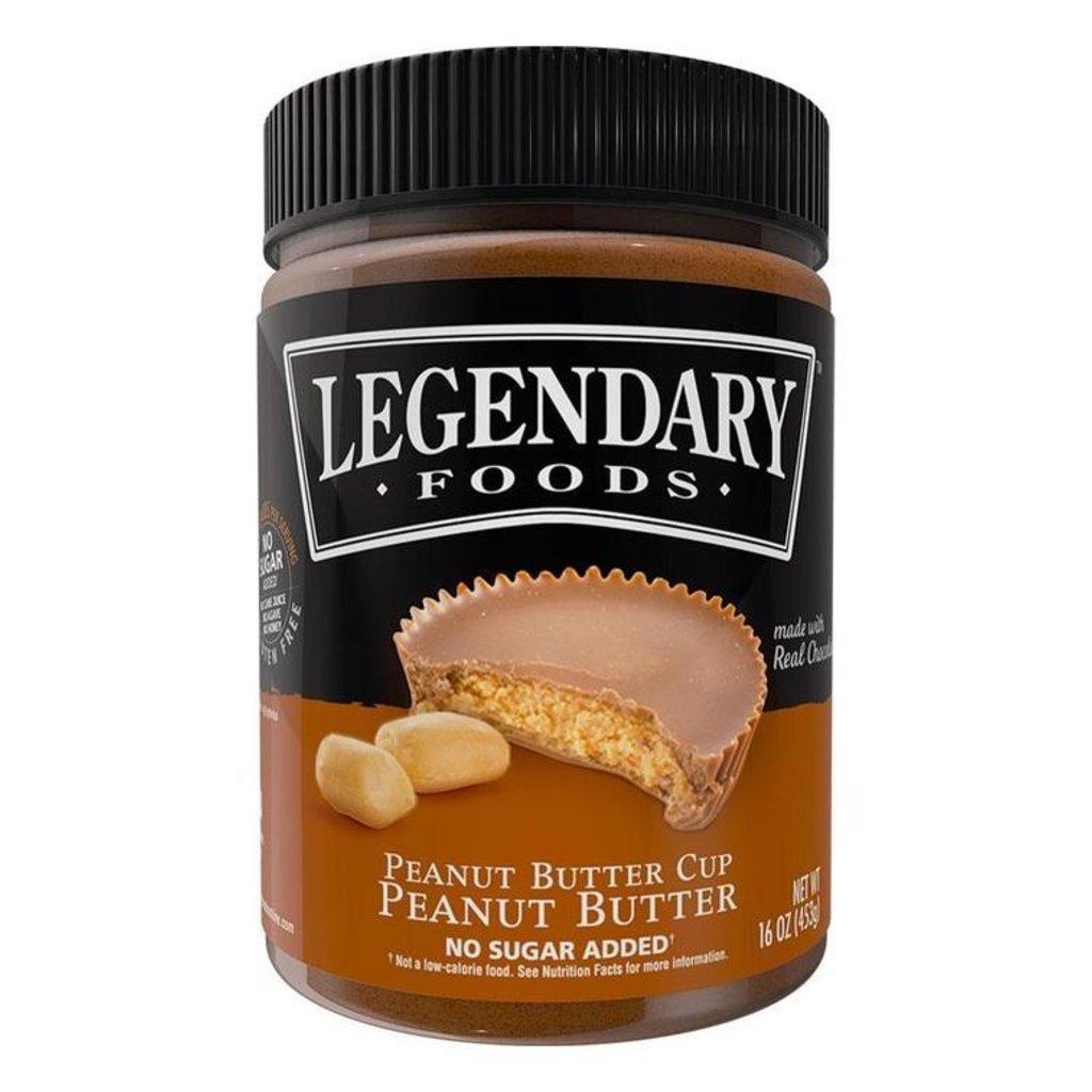 Legendary Foods Legendary Nuts: Peanut Butter Cup Nut Butter