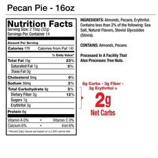 Legendary Foods Legendary Nuts: Pecan Pie Nut Butter