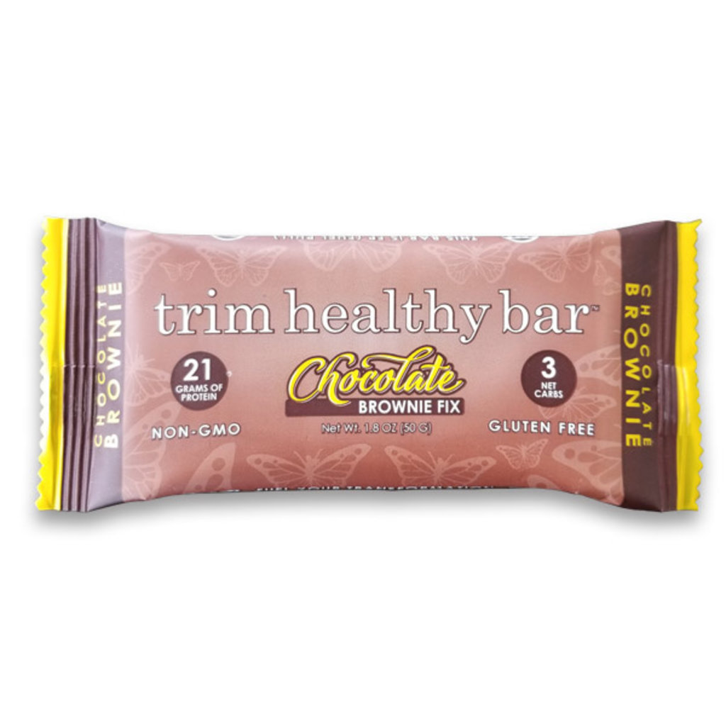 Trim Healthy Mama THM Brownie Bar