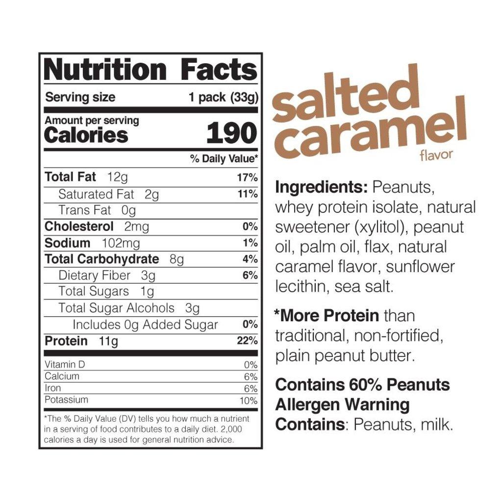 Nuts 'N More Nuts 'N More - SINGLE SERVE Salted Caramel