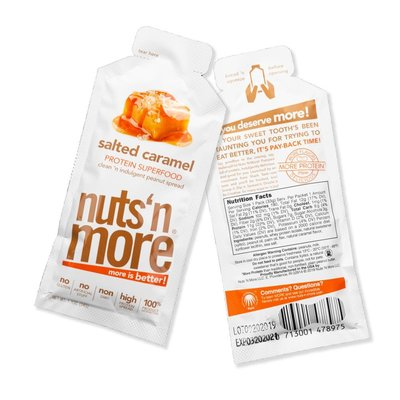 Nuts 'N More Nuts 'N More - SINGLE SERVE Salted Caramel