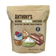Anthony's Goods Anthony's Natural Erythritol Sweetener