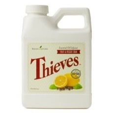 Young Living Young Living Thieves Fruit & Veggie Soak