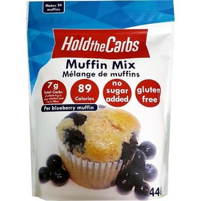 Hold the Carbs Hold the Carbs Muffin Mix (440 grams)