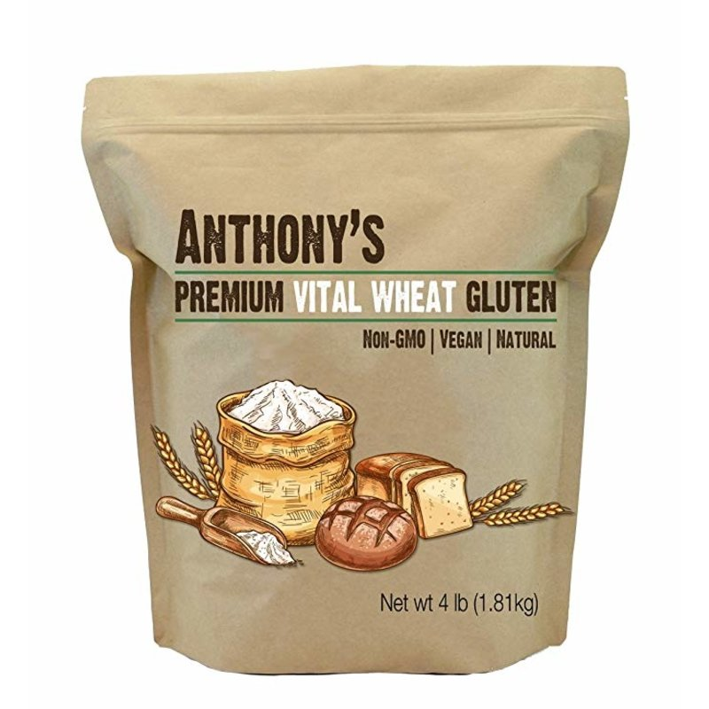 Anthony's Goods Anthony's Vital Wheat Gluten, 4 lb.