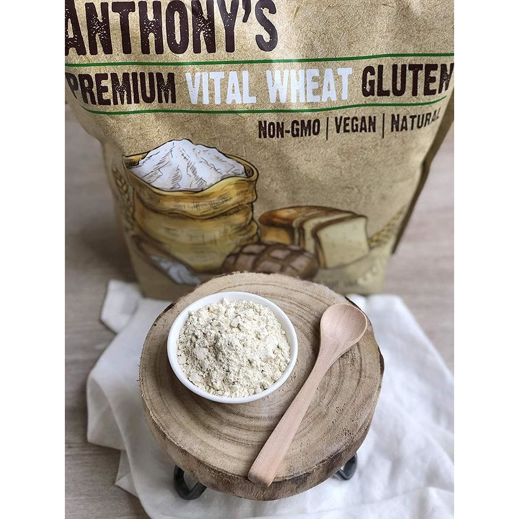 Anthony's Goods Anthony's Vital Wheat Gluten, 4 lb.