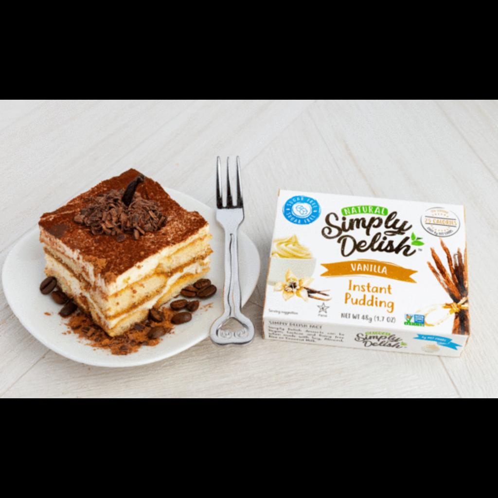 Simply Delish Simply Delish Instant Pudding, Vanilla