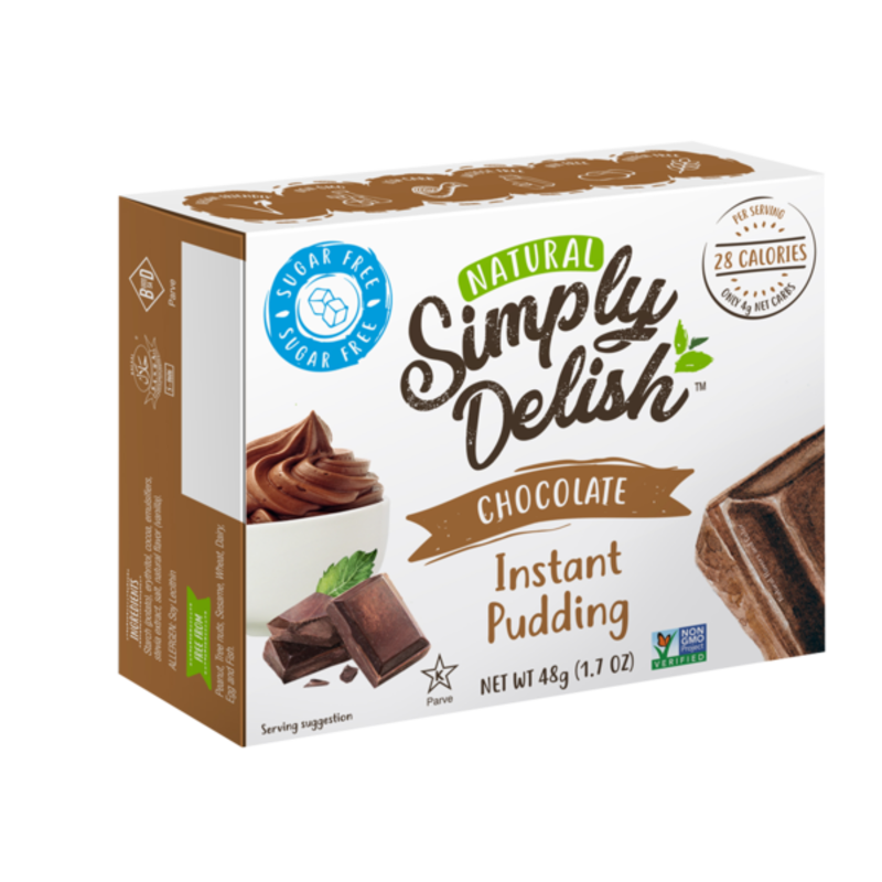 Simply Delish Simply Delish Instant Pudding, Chocolate