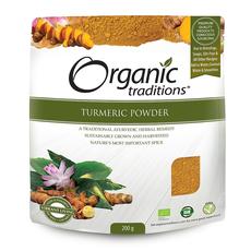 Organic Traditions Organic Traditions Turmeric Powder (200 g)